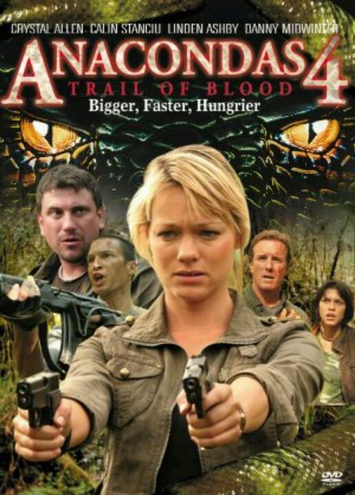 Anacondas 4 Trial Of Blood! :) | My Movies! | Pinterest ... Anaconda 2 Movie