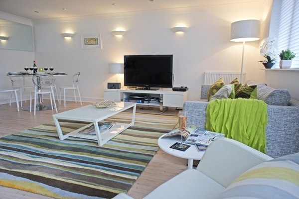 Impeccable interiors at The Retreat, a St Ives holiday home  #selfcatering #Cornwall