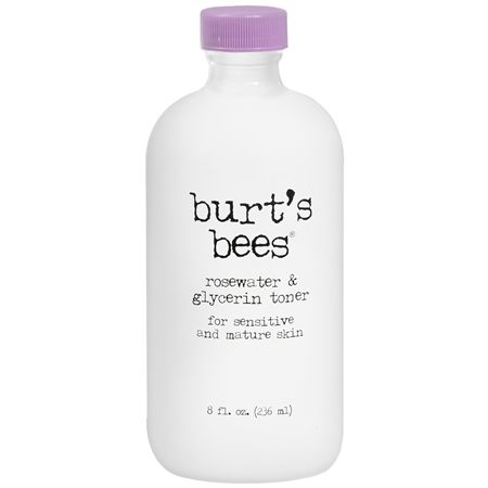 Burt's Bees Rosewater Toner - ooo i really want to try this