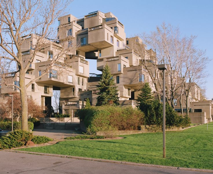 17 best images about habitat 67 on pinterest flats for Habitat 67 architecture