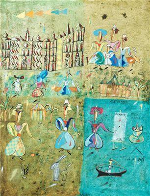 Madeleine Pyk - Related Artist Discovery - Madeleine Pyk
