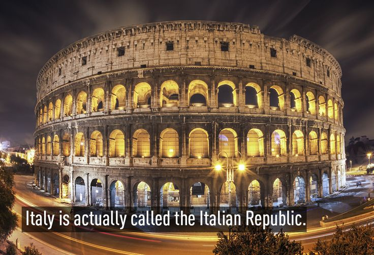 21 fun facts about Italy - Do you know how old Italy really is? Any idea what Italy actually means or who Alessandro Volta is? No? Then you'd better read these 21 fun facts about Italy to get clued up before …