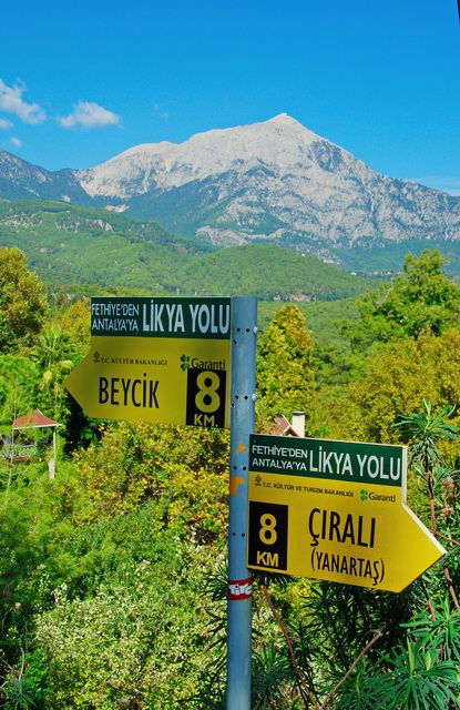 A Great Day of Hiking on the Lycian Way: Beycik to Cirali