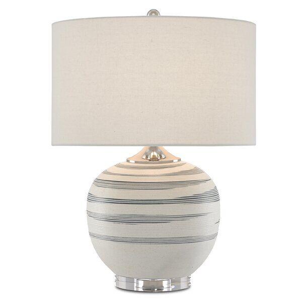 Currey Company Tazza 24 Table Lamp Perigold Lamp Table Lamp Table