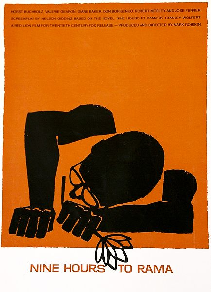 """Nine Hours to Rama"" (Mark Robson, 1963)"