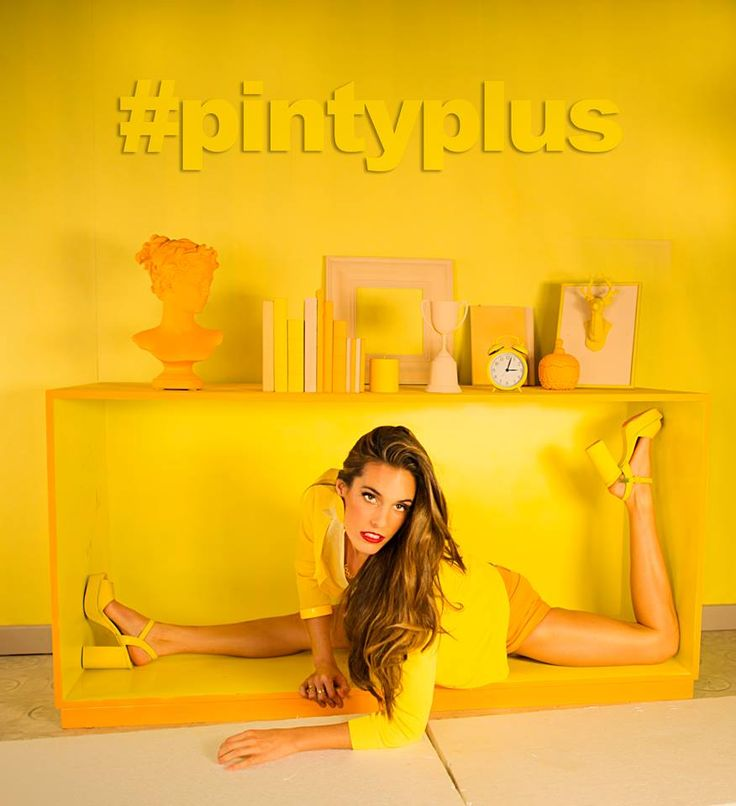 Ona Carbonell y Pintyplus, la pintura en spray.  💛💛💛  #pintyplus #lapinturaenspray #shakingcolors #diy #novasolspray #pintypluser #spraypaint #deco #spraycolor #YellowWorld #lemmon #yellow #amarillo
