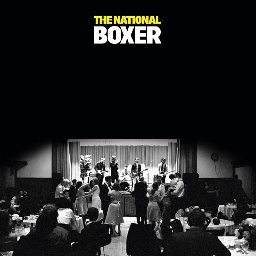 The National- Boxer: Musically engaging and stretching, lyrcially an American meditation of landscapes and relationships.