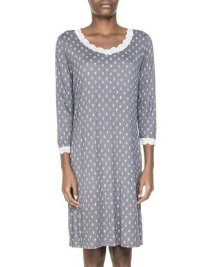 Flower Print Nightdress | Woolworths.co.za