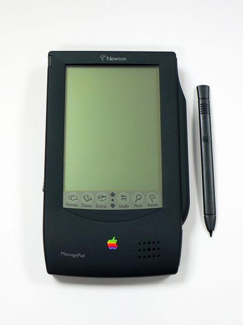 Newton MessagePad /by Damian_Ward #flickr #retro #apple