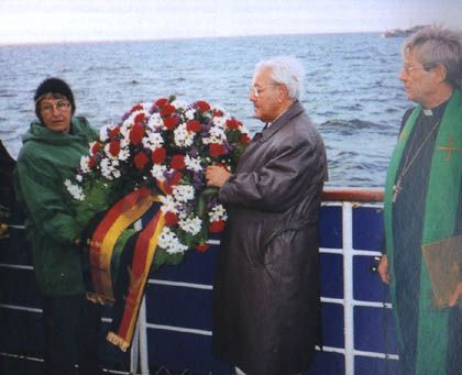 A Memorial To The Wilhelm Gustloff