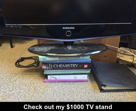 1000 dollar TV stand