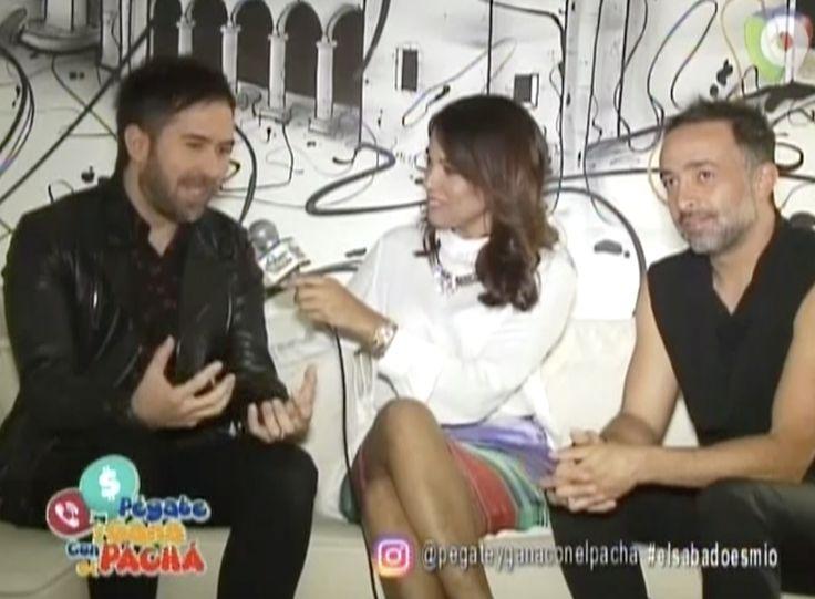 Pégate y Gana con el Pachá presenta una entrevista exclusiva a el grupo Camila