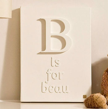 1000 images about wooden letters on pinterest initials for Wooden letters on canvas