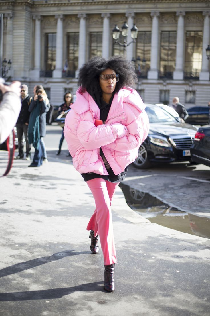 Pink puff. @thecoveteur