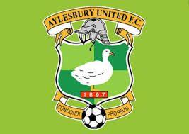 AYLESBURY UNITED FC    -  LEIGHTON-BUZZARD    - bedfordshire-