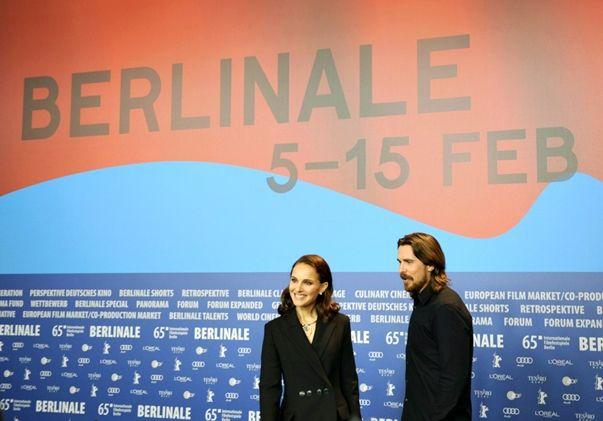 Profundidades marinas . Crónica de la cuarta jornada de la 65ª edición de la Berlinale.  Mirando en ...