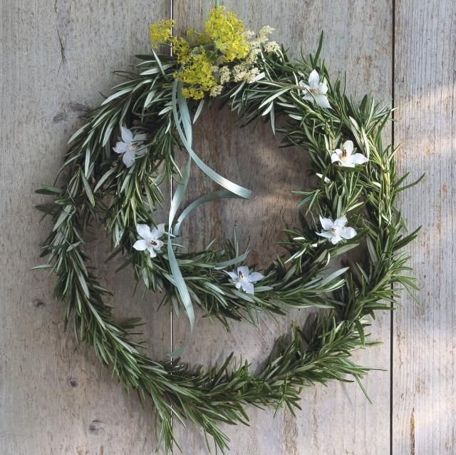 Have you thought about making an herbal wreath for magical purposes? Try some of these useful combinations of herbs to make a magical wreath for your home.
