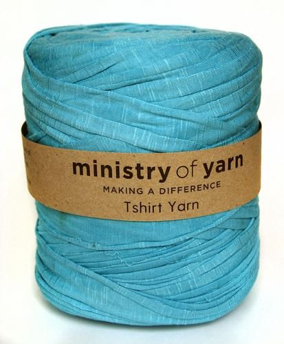 Textured Sky Oddball T-shirt Yarn