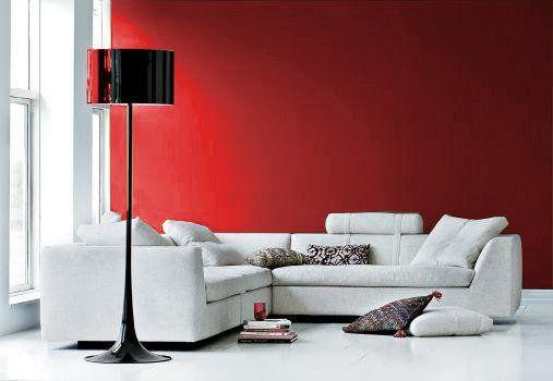 C mo pintar una sala de estar para m s informaci n - Decoracion de interiores modernos ...
