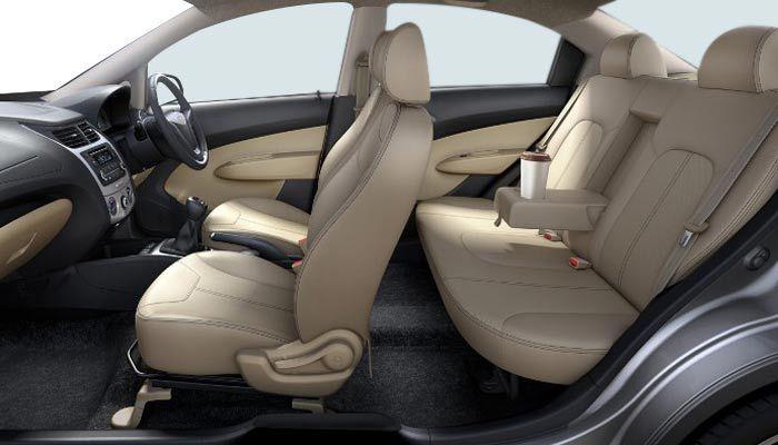 Chevrolet Sail Hatchback  Interor Photo
