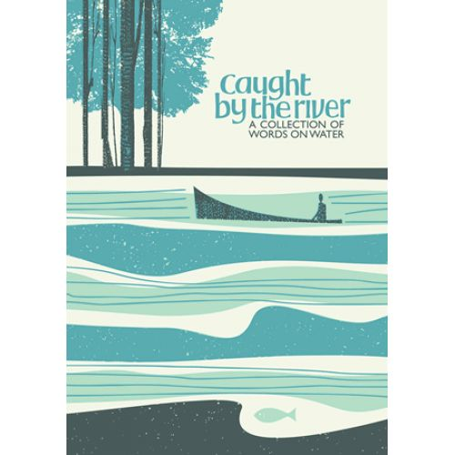 Caught By The River book cover design