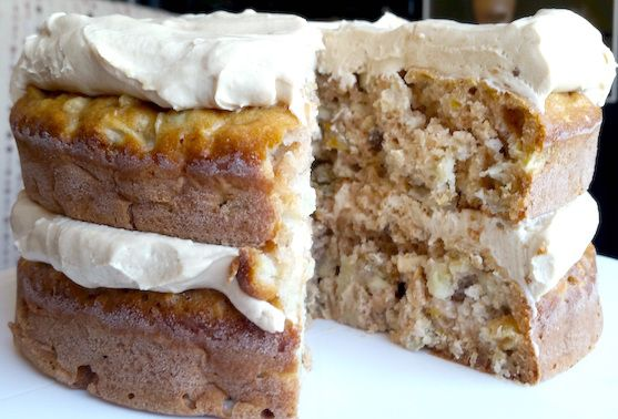 The Ultimate Layered Apple Cake – Honest Cooking