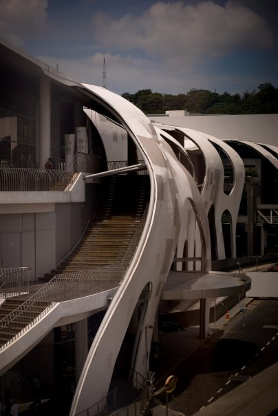 Frank gehry, bending the world one project at a time...