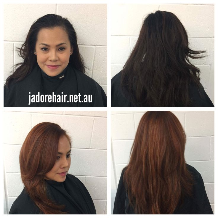Colour correction  Hair transformation by Jadore Hair Cleveland
