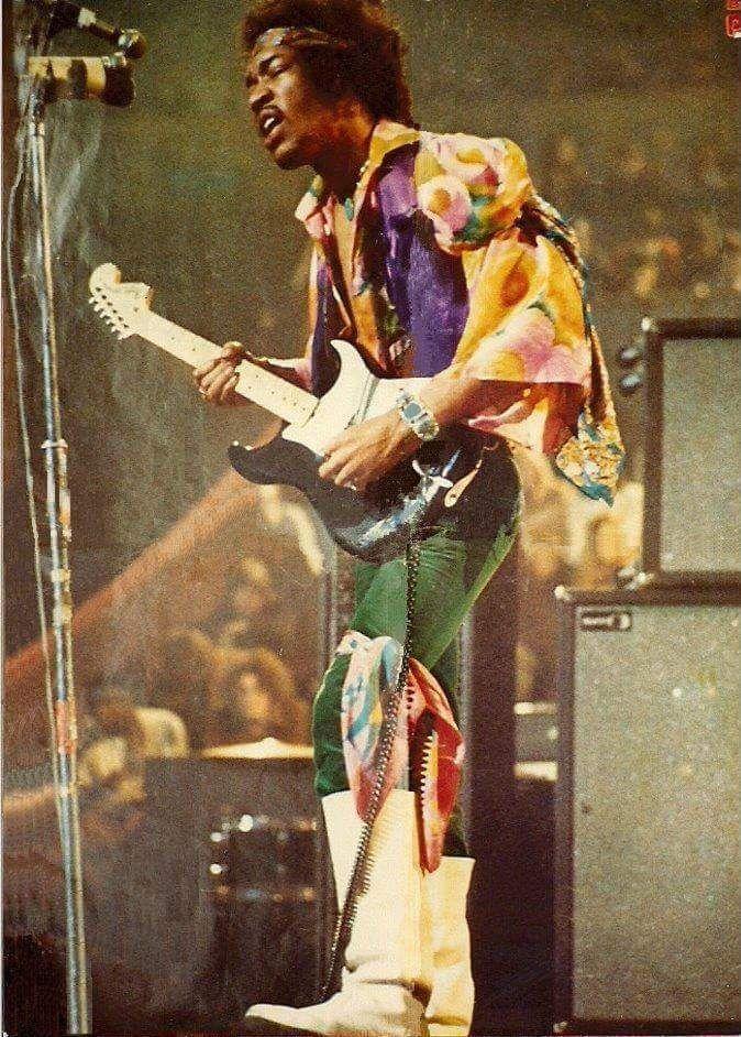 The Jimi Hendrix Sexperience