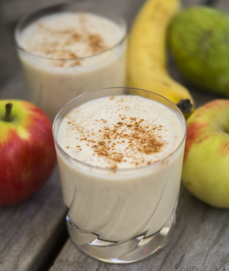 appel-peer-banaan-kaneel-smoothie