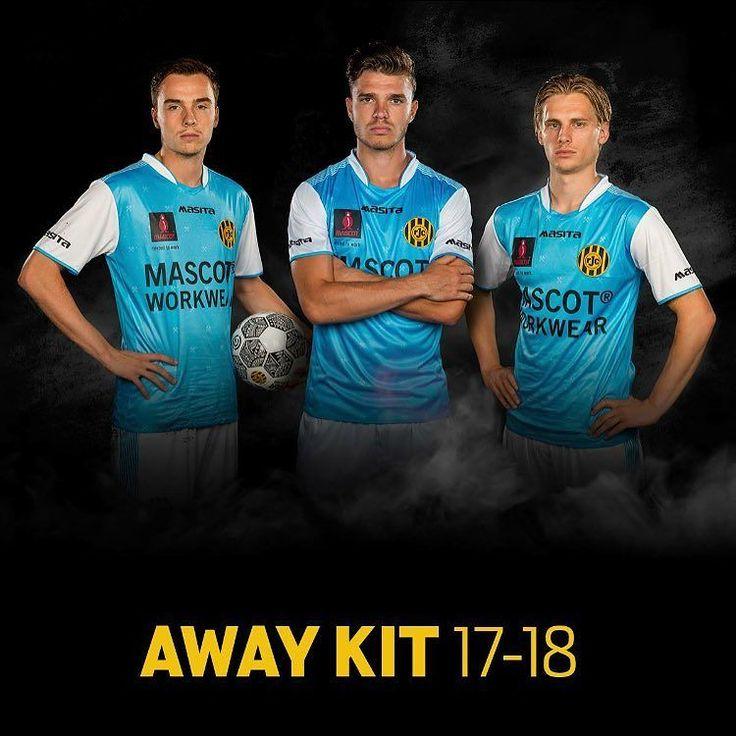 Roda JC Kerkrade Away Kit 2017-2018  Koop hem vandaag tijdens de open dag in de Fanshop voor 5495! #RodaJC