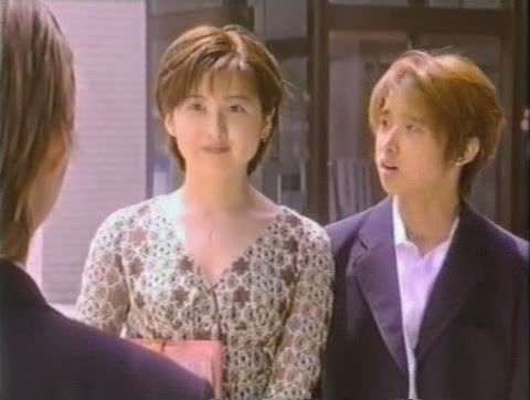 Arashi's Ohno Satoshi acted in a drama with his sister.