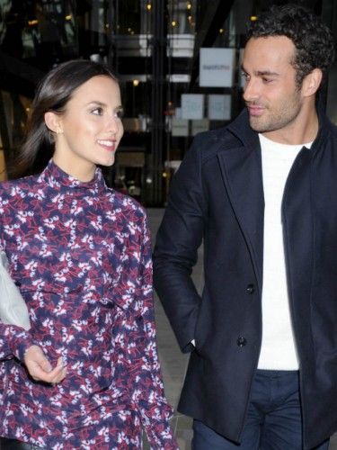 7 things you need to know about Made In Chelsea star Lucy Watson's new boyfriend James Dunmore - Now magazine
