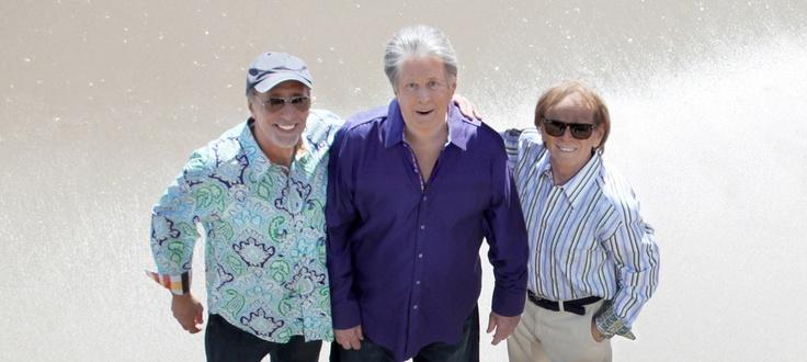 David Marks, Brian Wilson, Al Jardine