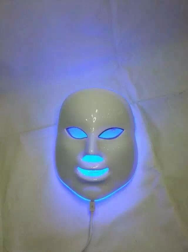 149.99$  Buy here - http://alidxi.worldwells.pw/go.php?t=32530384966 - Fast Shipping Photon LED Facial Mask Skin PDT mask Rejuvenation Beauty Therapy 7 Colors Light for home use beauty salon