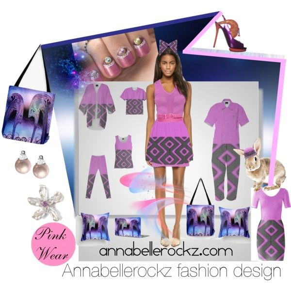 Pinkwear by Annabellerockz by annabelle-h-ringen-nymo on Polyvore featuring Parker, Comptoir Des Cotonniers and Nicholas Kirkwood