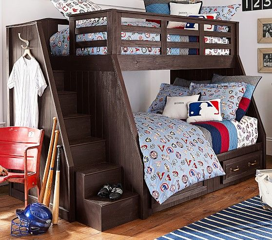 Bed Over Stair Box Google Search: Best 25+ Full Bed Loft Ideas On Pinterest