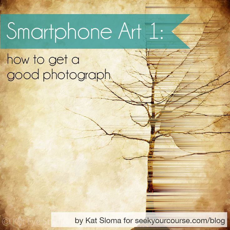 Learn how to capture a good photograph with your smartphone: http://seekyourcourse.com/blog/2013/04/smartphone-art-1/ #howto #diy #tutorial #iphoneography #photography #smartphone