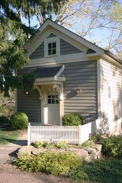 Covered Doorway Design Ideas, Pictures, Remodel and Decor - FOR WEST KITCHEN DOOR