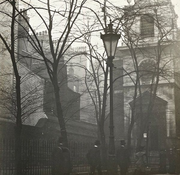 Church of All Hallows, London Wall, c. 1890
