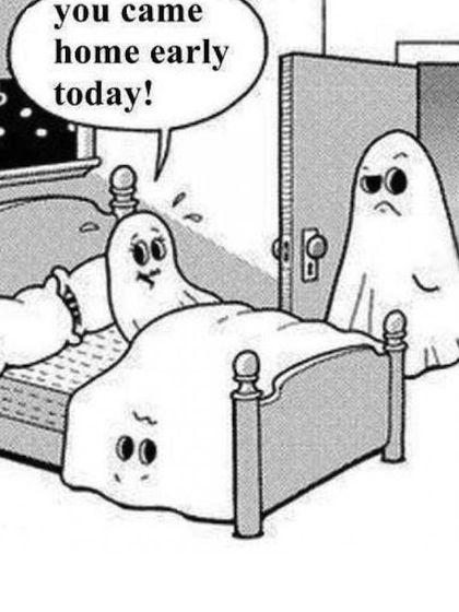 LOL - Funny Cartoon Joke!! - Jokes R Us