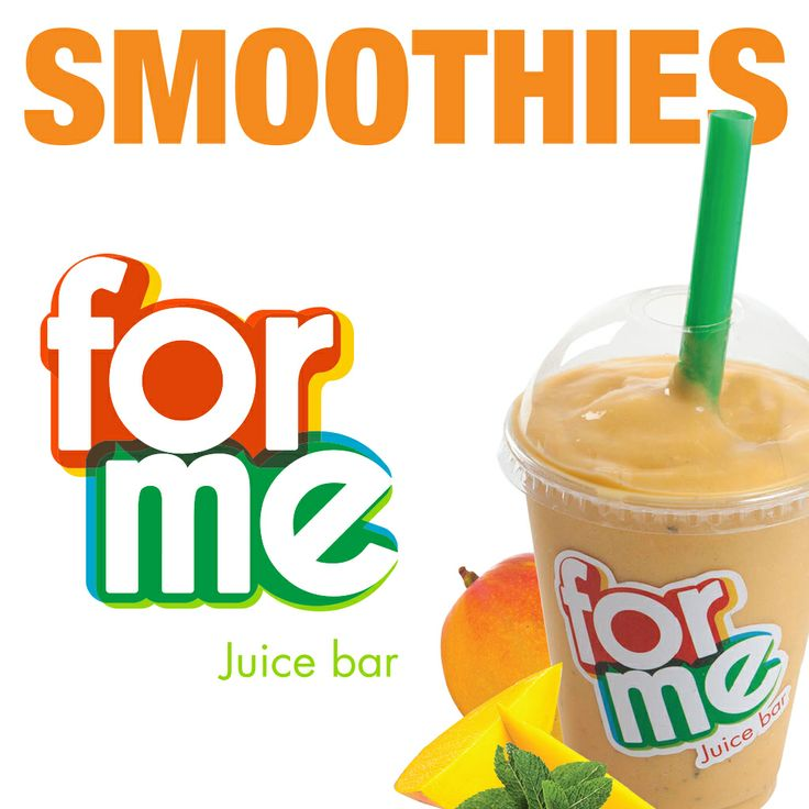 Smoothies preparados con fruta fresca y nuestro exclusivo yogurt natural #GFY #ForMeJuiceBar http://goo.gl/Zp2ySy