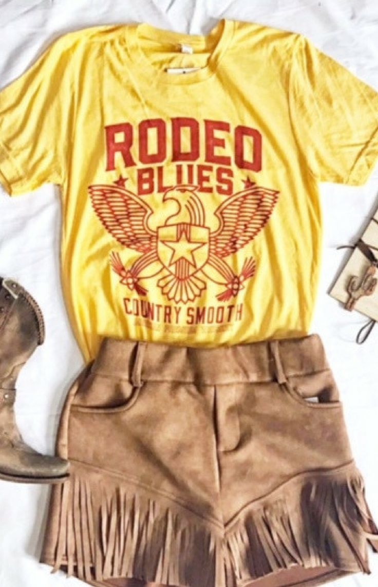 Dale Brisby Rodeo Blues Tee