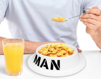 This has to be the BEST Father's Day Gift we've seen... so far! Latest Buy- 17% off the 'MAN' Bowl ....haha! - GOthat deals, offers, and discounts