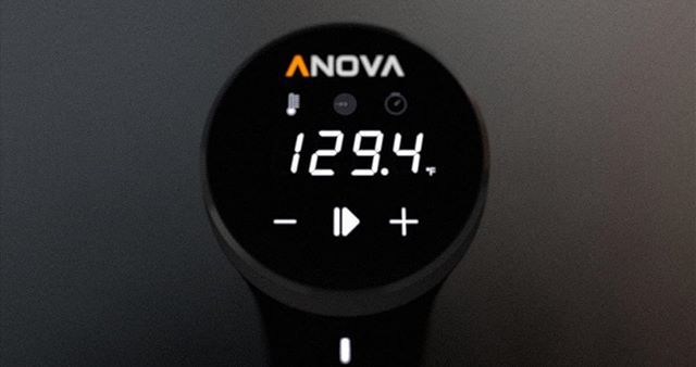 We believe everyone should have the ability to cook like a pro with devices that are affordable, accessible, and connected in a meaningful way. Our family of food nerds has helped us build the world's best-loved sous vide cooking devices. Now, we're proud to bring you the world's first lab-grade quality cooking device for under $100 USD, the Anova Precision Cooker Nano. Learn more about Nano and reserve yours at the link in our bio.