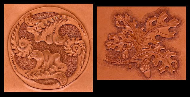 leather carving patterns to print | Recent Photos The Commons Getty Collection Galleries World Map App ...
