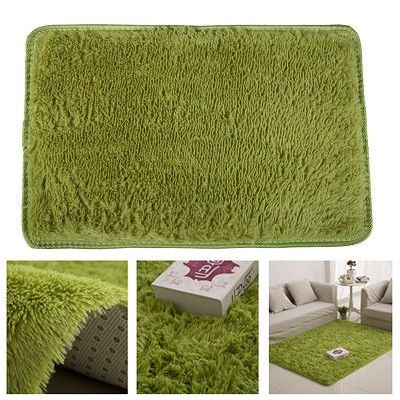 9 Colors Fluffy Rugs Anti-Skid Shaggy AreaHome Bedroom Carpet Floor Mat Bathroom Carpet Entrance Mat Free Shipping