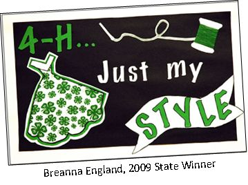 17 Best images about 4-H on Pinterest   Banner ideas, Club poster ...