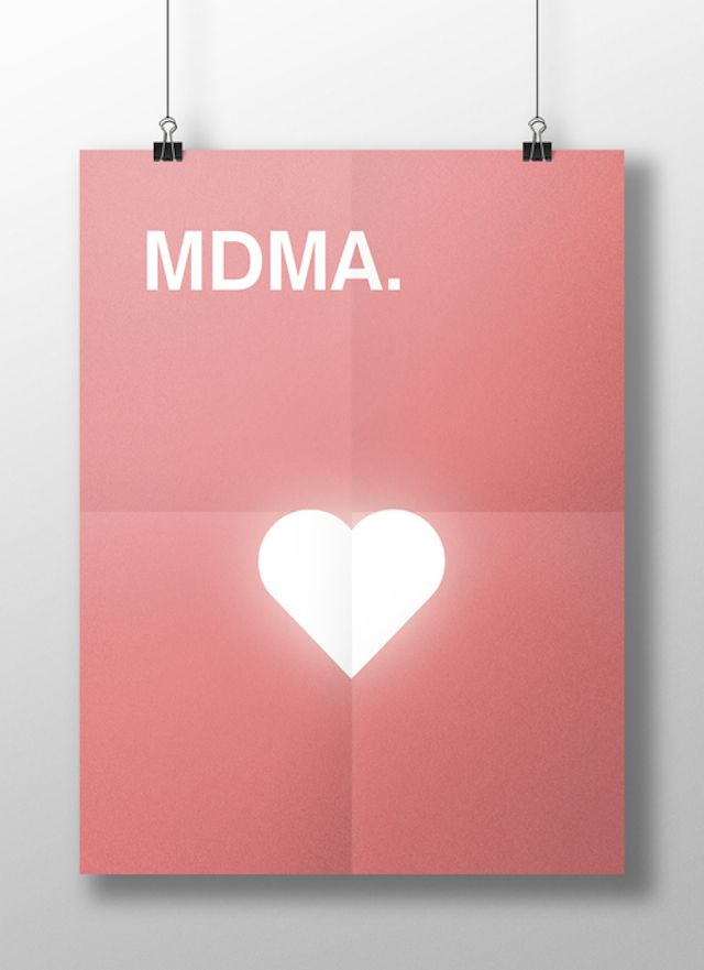 Meaghan Li || This is your brain on drugs: MDMA || http://www.meaghanli.com/