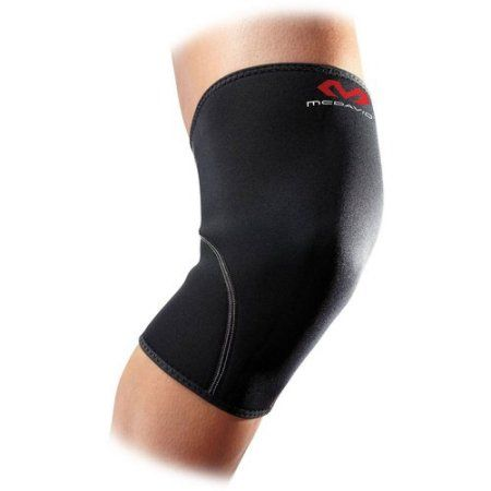McDavid Level 1 Knee Sleeve - Adult (Black)